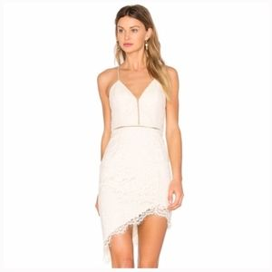 NWT NBD Only Yours Lace Strappy Back Dress